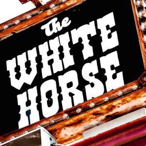 White Horse - coaster