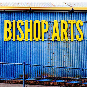 Bishop Blue and Yellow // DTX009