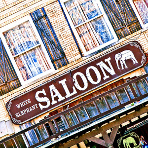 White Elephant Saloon // FTX319