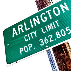 Arlington City Limits // FTX098