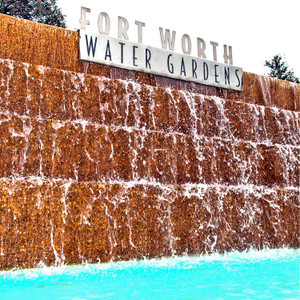 Fort Worth Water Gardens // FTX333