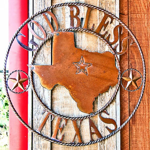 God Bless Texas // DTX147