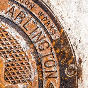 Arlington Manhole // FTX227