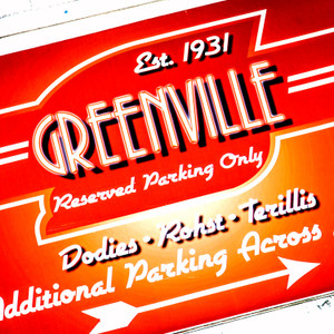 Greenville Red // DTX248