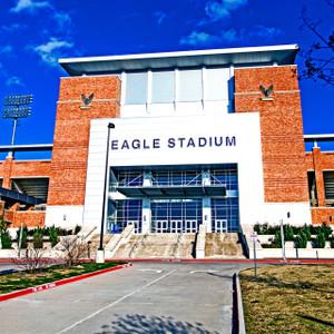 Allen Eagles Stadium // DTX283