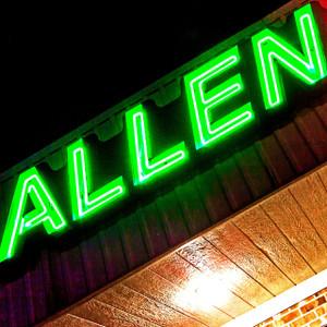 Green Allen // DTX286