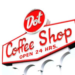 Dot Coffee // HTX008
