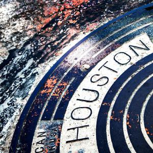Houston Manhole // HTX014