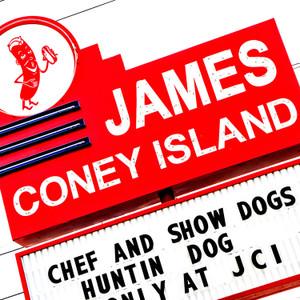 James Coney Island // HTX018