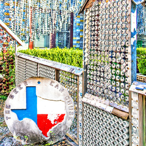Beer Can House // HTX031