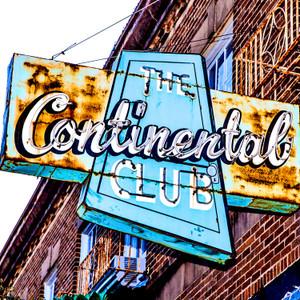 Continental Club // HTX032