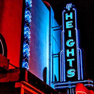 Heights Theatre // HTX034
