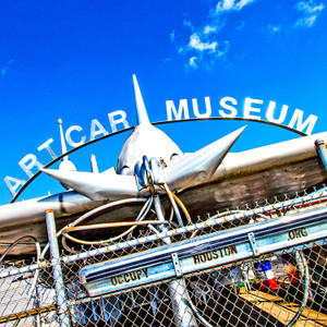 Art Car Museum // HTX043