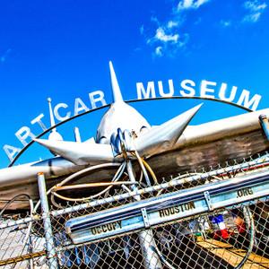 Art Car Museum // HTX043