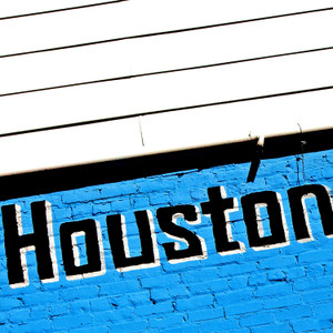 Houston Black & Blue // HTX056