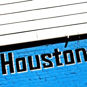 Houston Black & Blue // HTX056