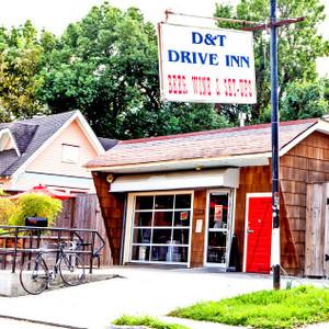 D&T Drive Inn // HTX078