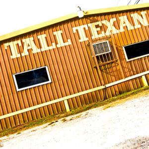 Tall Texan // HTX090