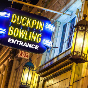 Duck Pin Bowling // IND008