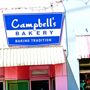 Campbell's Bakery // MS004