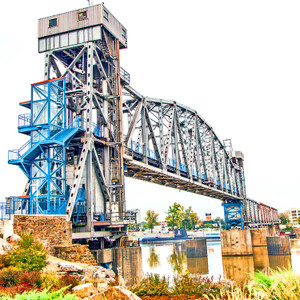 Junction Bridge // LR011