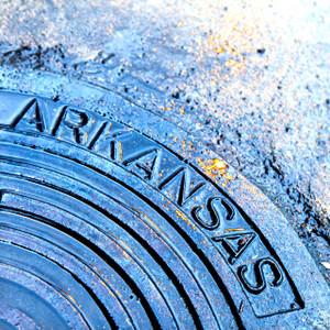 Arkansas Blue Manhole // LR040