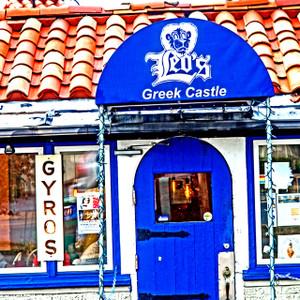 Leo's Greek Castle // LR049