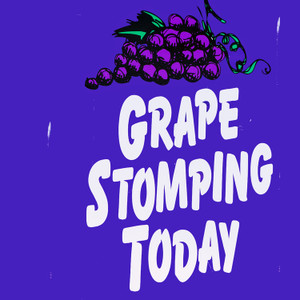 Grape Stomping // CA165