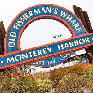 Monterey Wharf // CA180