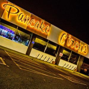 Pancake Circus // CA183