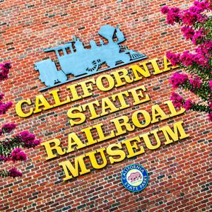 Cali Railroad Museum // CA186
