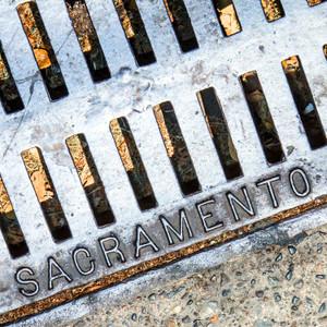 Sacramento Manhole // CA189