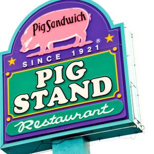 Pig Stand // SA010