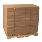 "Corrugated Sheets|24 x 30"" Corrugated Sheet (500/Bale)|BSSP2430"