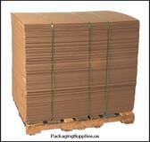 "Corrugated Sheets 24 x 30"" Corrugated Sheet (500 Bale) BSSP2430"