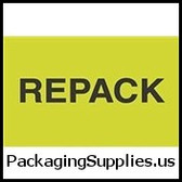 "Special Handling Labels #DL2621 3 x 5"" ""REPACK"" Label LABDL2621"