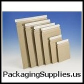 "Stayflats® Plus Kraft Top-Loading Self-Seal Mailer 20 x 27"" #12 PSK Kraft Top-Loading Self-Seal Stayflats® Plus Mailer (50 Case) ENVRM12PSKSS"