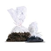 "Flat Poly Bags, 1 Mil|4 x 12"" 1 Mil Flat Poly Bag (4000/Case)|PB2222"