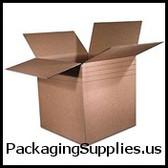 "Boxes 11 1 4 x 8 3 4 x 6 Multi-Depth 4, 2"" 200#   32 ECT 25 bdl.  750 bale BS110806MD"