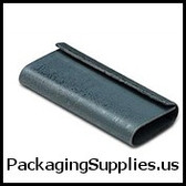 "Steel Strapping Seals - Regular Duty 3 4"" Closed Pusher Regular Duty Steel Strapping Seal #8SG0750P-5 (5000 case) SSS345SEAL"