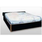 "Queen Size 4 Mil. Pillow-Top Style Mattress Bag with Vent Holes 60 x 12 x 90"" (25/roll)   MQB-PE25"