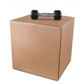 Stock Boxes|24 x 12 x 12 275# / 44 ECT 25 bdl./ 250 bale|BS241212HD