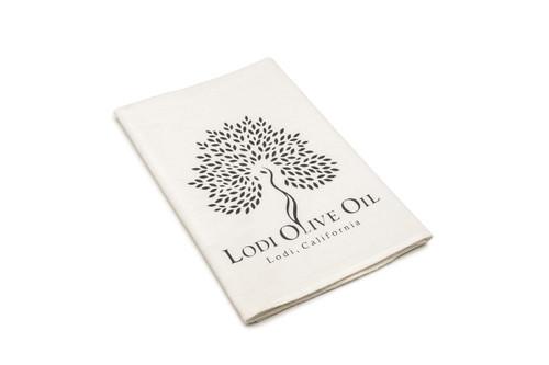 Lodi Olive Oil Flour Sack Towel