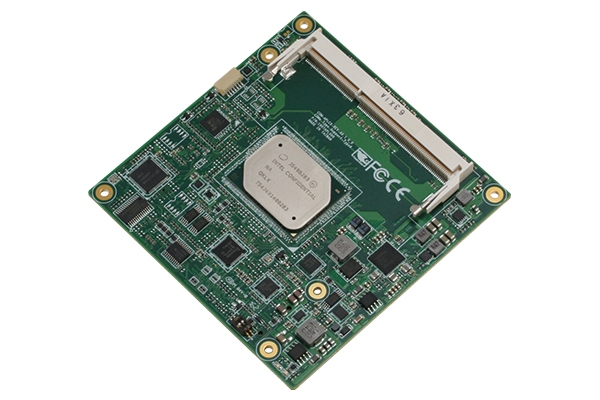 AAEON COM-APLC6 - COM Express Type 6 with Intel Atom E39xx Series Processor SoC