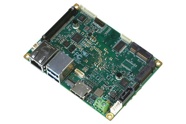 AAEON PICO-ITX Board with Intel Pentium N4200 Or Celeron N3350 Processor