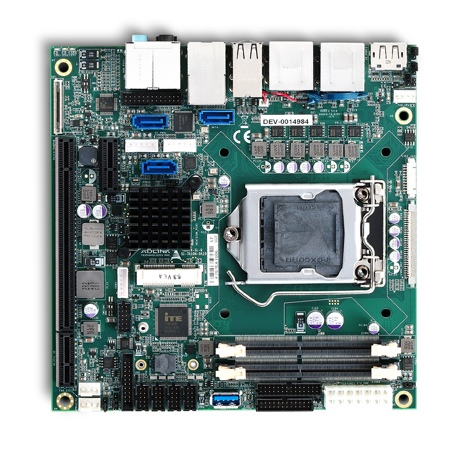 Addling AmITX-SL-G Mini-ITX Embedded Board with 6th Gen Intel Core i7-i5-i3, Pentium and Celeron Desktop Processor - codenamed Skylake