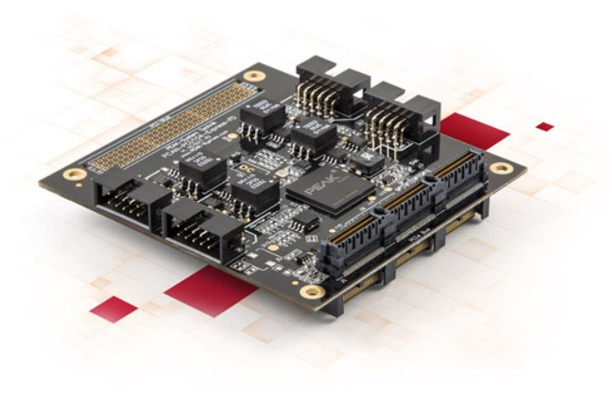 PEAK PCAN-PCI/104-Express FD - CAN FD Interface for PCI-104-Express