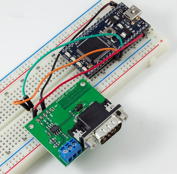 App note mbed lpc development kit with can bus