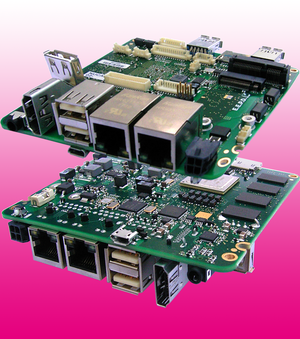 E.E.P.D. Profive Nuca Single-Board Computer With Two CAN Ports