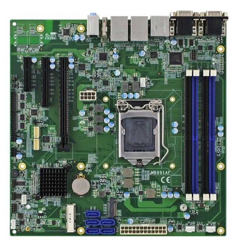 iBASE MB991 7th/6th Generation Intel® Core™ i7/i5/i3 and Pentium®/Celeron® Micro ATX Motherboard w/ Intel® C236 PCH